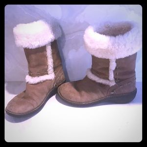 Authentic Leather UGG Boots